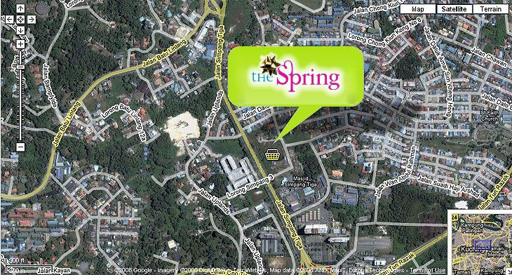 The-Spring-Mall-Location